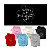 Mirage - Happy St. Patricks Day Dog Hoodies