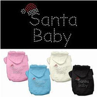 Mirage - Santa Baby Christmas Dog Hoodies