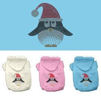 Mirage - Santa Penguin Christmas Dog Hoodies