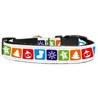 Mirage - Classic Christmas Dog Collar
