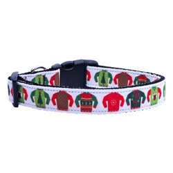 Mirage - Ugly Sweater Christmas Dog Collar