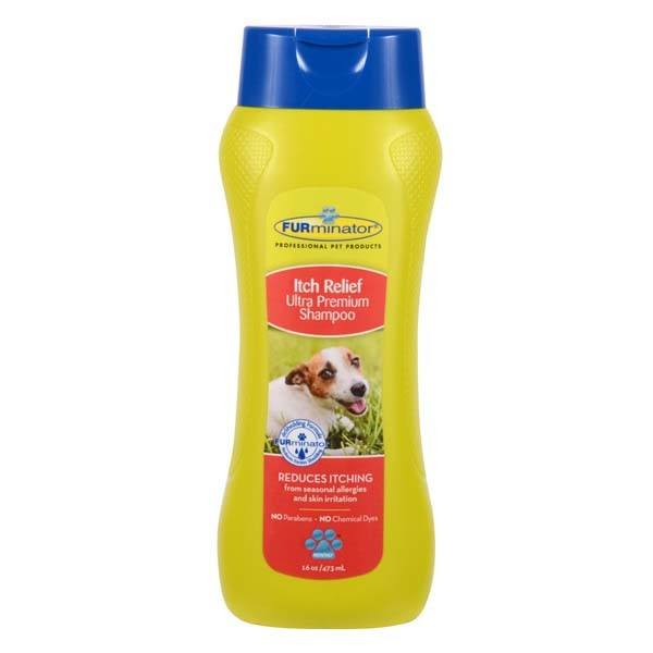 FURminator - Itch Relief Ultra Premium Dog Shampoo