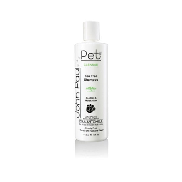 John Paul Pet - Tea Tree Dog Shampoo