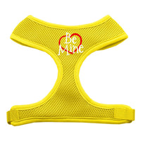 Mirage - Be Mine Soft Mesh Yellow Dog Hoodie