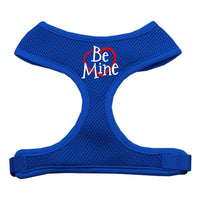 Mirage - Be Mine Soft Mesh Blue Dog Hoodie