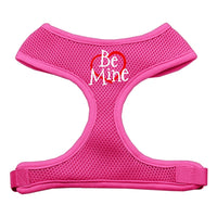Mirage - Be Mine Soft Mesh Pink Dog Hoodie