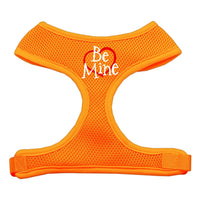 Mirage - Be Mine Soft Mesh Orange Dog Hoodie