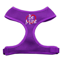 Mirage - Be Mine Soft Mesh Purple Dog Hoodie