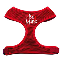 Mirage - Be Mine Soft Mesh Red Dog Hoodie