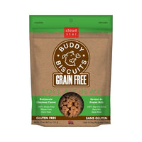 Cloud Star - Grain Free Soft & Chewy Buddy Biscuits - Chicken