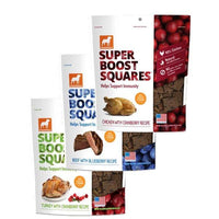 Dogswell - Super Boost Squares Dog Treats