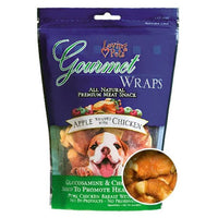 Loving Pet's - Gourmet Apple & Chicken Wraps