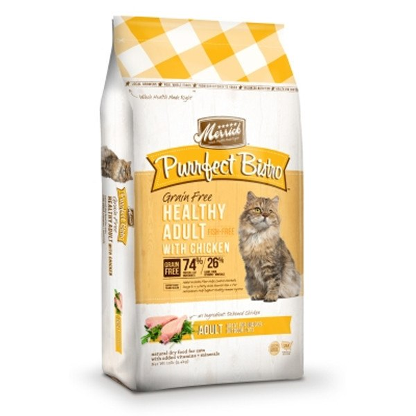 Merrick - Purrfect Bistro Chicken Cat Food