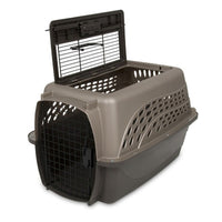 Petmate - 2 Door Kennel, Metallic Pearl Tan