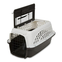 Petmate - 2 Door Kennel, Metallic Pearl White