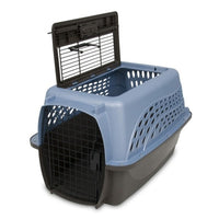 Petmate - 2 Door Kennel, Pearl Ash Blue