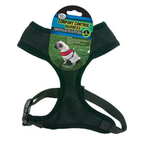 Four Paws Comfort Control Harness Large Black