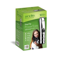 Andis - EasyClip Power Trim Pet Trimmer