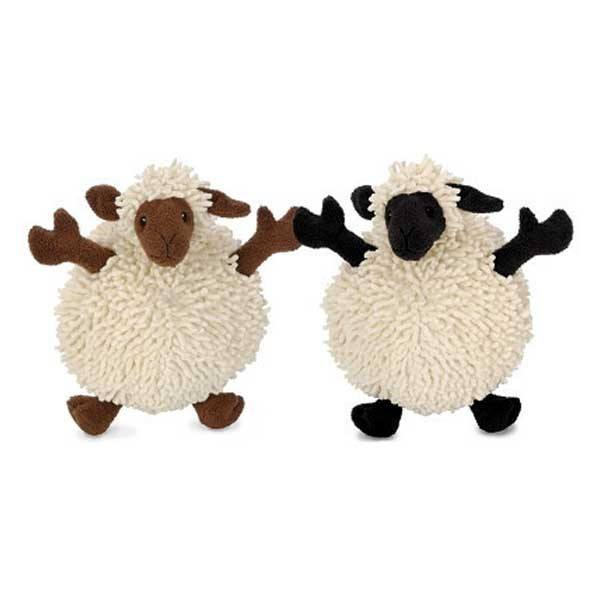 goDog Fuzzy Wuzzies - Sheep
