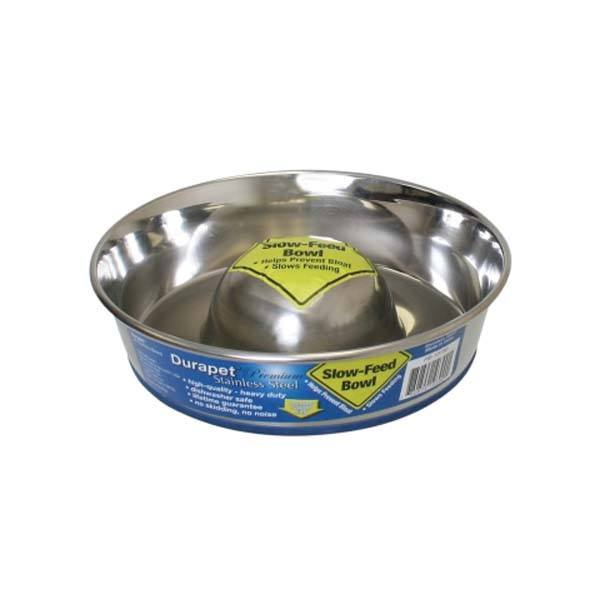 Durapet Slow Feed Bowls - Small
