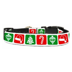 Mirage - Timeless Christmas Dog Collars