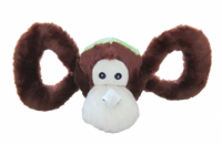 Jolly Pet's Tug-A-Mals Monkey Dog Toy