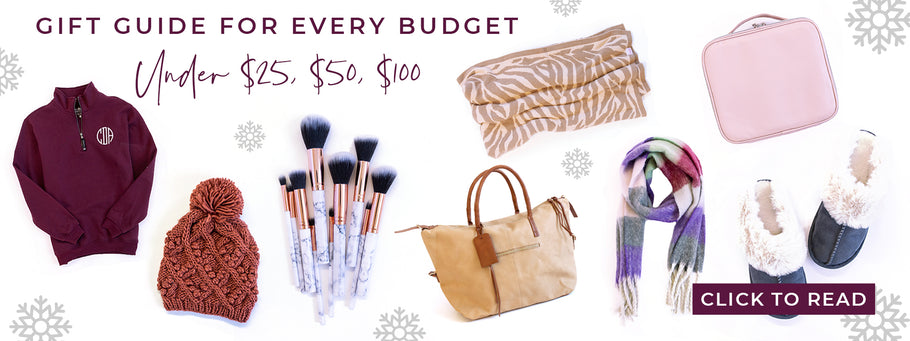 Gift Guide for Every Budget