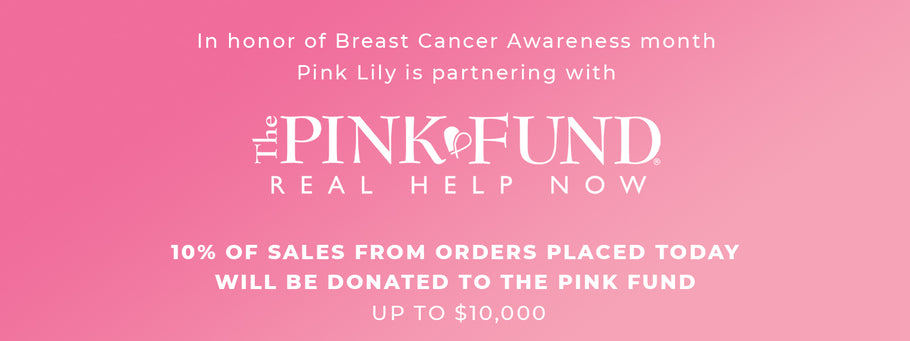 Pink Fund Donation Day