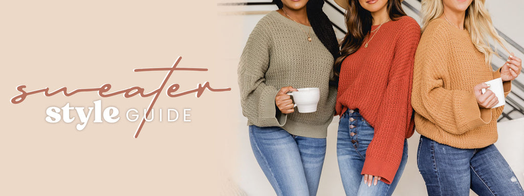 sweater style guide 2021