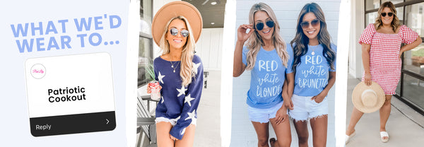 patriotic cookout outfit