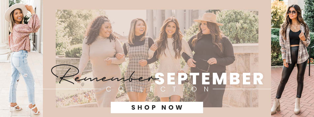fall collections shop