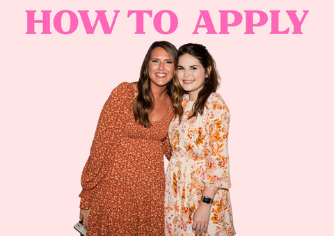 how to apply to be an ambassador