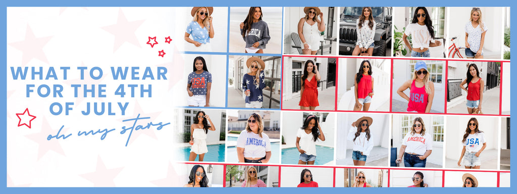 outfits for the 4th of july blog