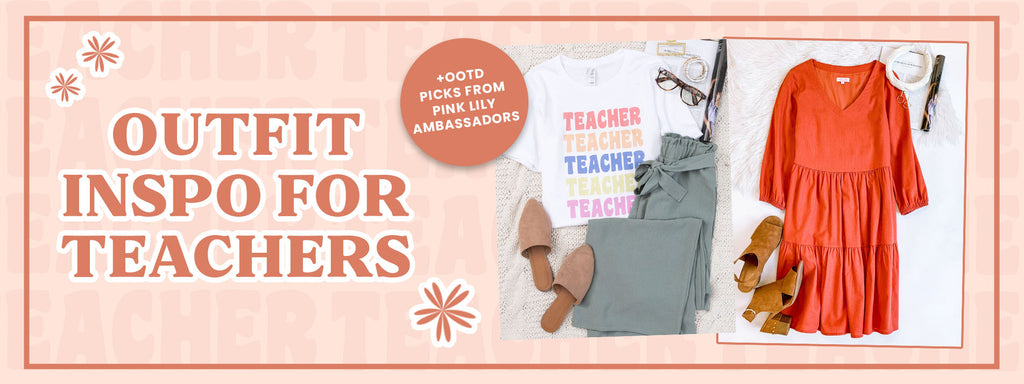 outfit inspo for teachers