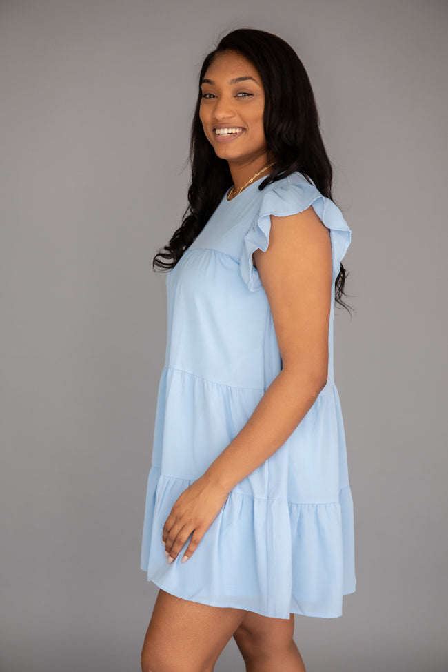 Complete My Heart Blue Dress
