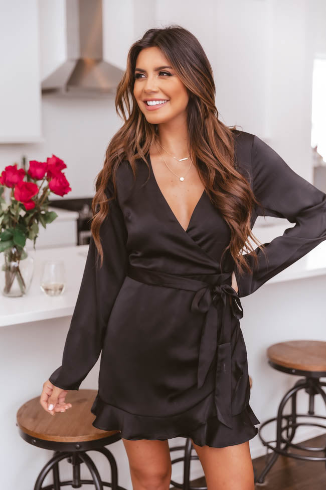 Dream By Daylight Black Romper