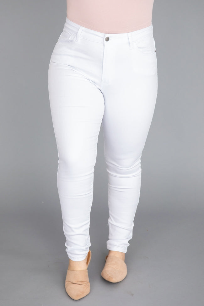 The Laurie White Jeans