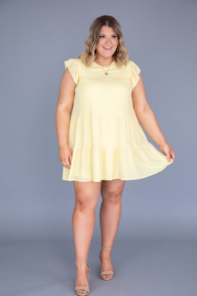Complete My Heart Yellow Dress