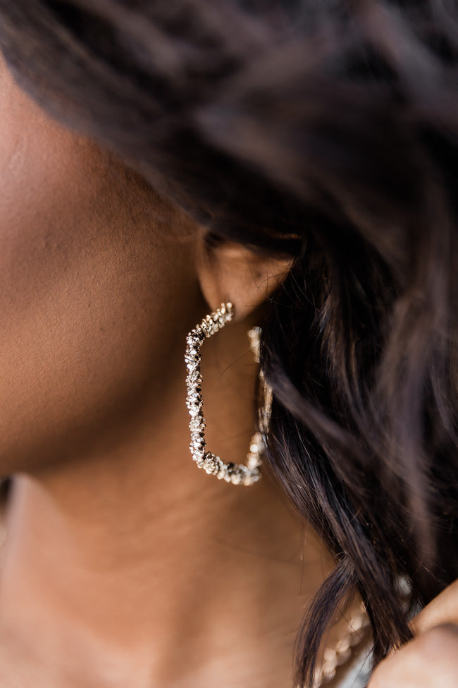 Delicate Soul Gold Earrings