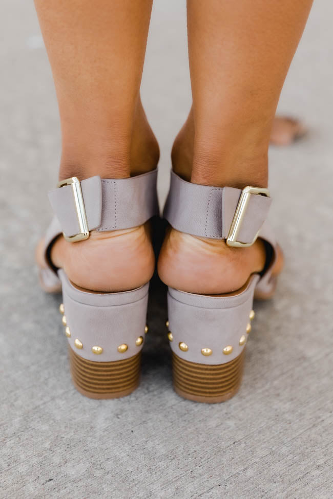 Emerson Taupe Booties