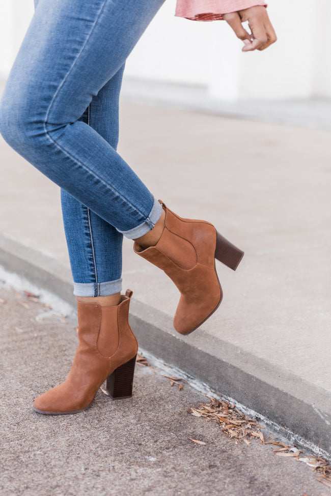 Sandra Brown Booties