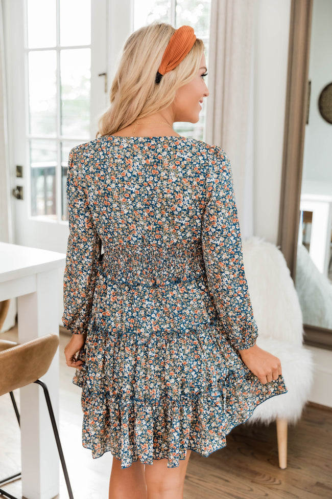 Humble Attitude Floral Dress