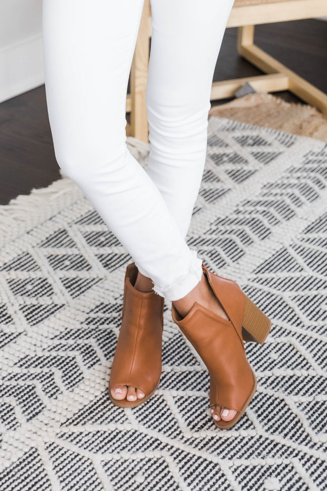 The Beth Brown Booties