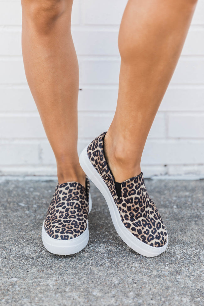 The Abigail Cheetah Sneakers