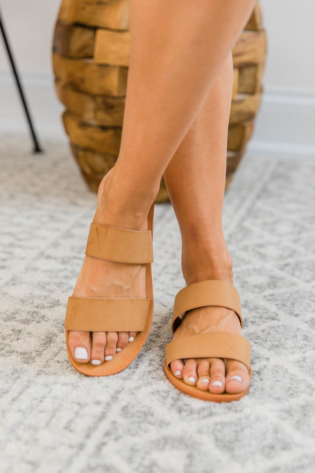 The Lisa Sandals Tan