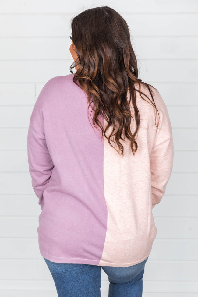 Stylish Standards Blush Sweater