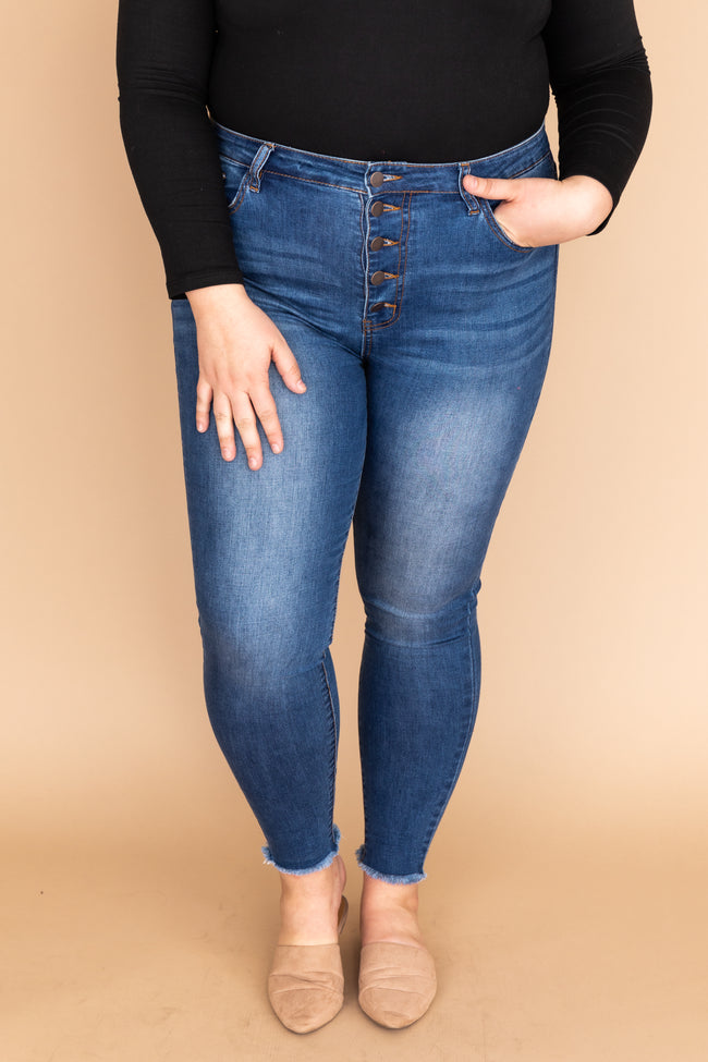 The Chelsie Medium Wash Jeans