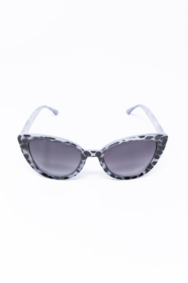 Twice The Fun Grey Tortoiseshell Sunglasses