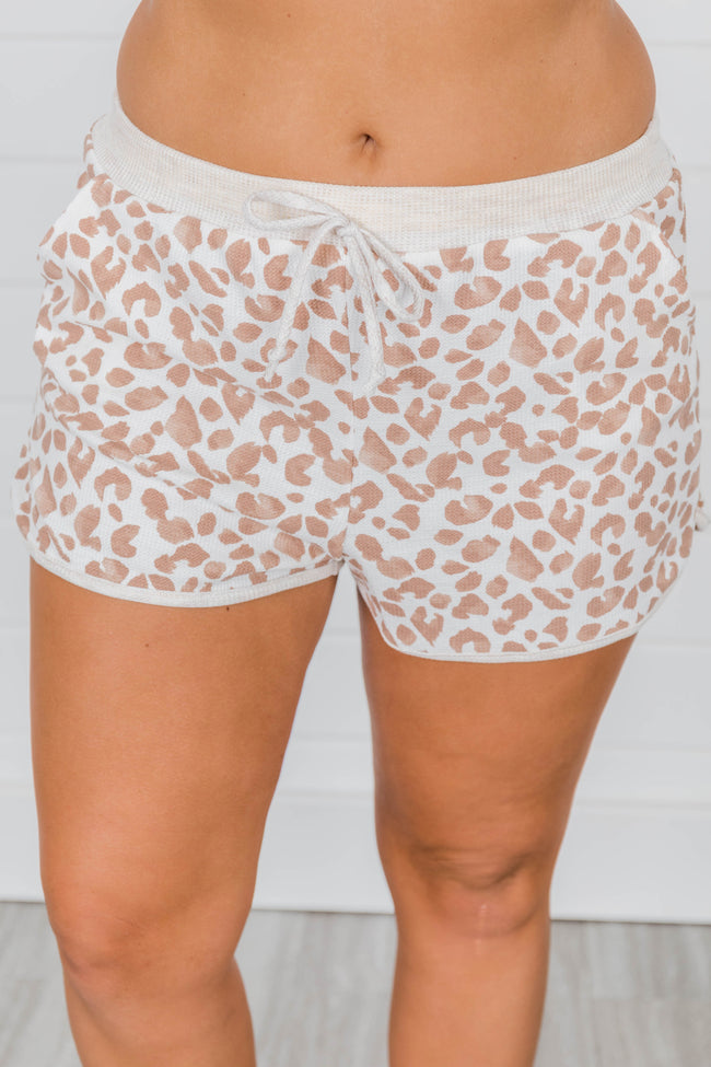 Daytime Prowl Animal Print shorts