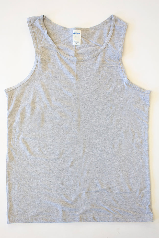 True Colors Grey Tank CLEARANCE